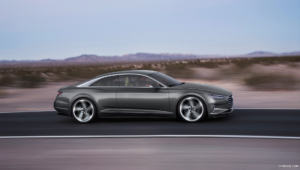 Audi Prologue Piloted Driving Pictures