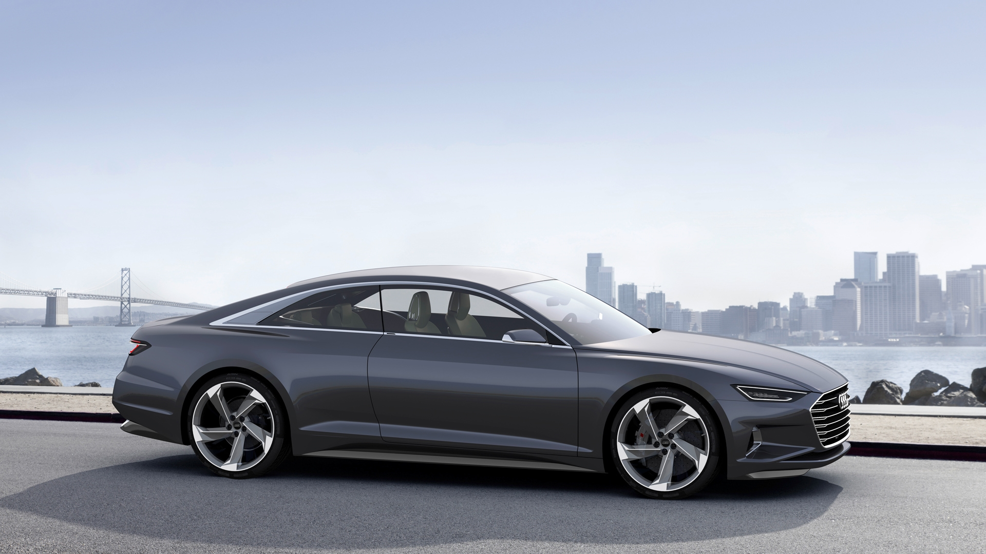 Audi Prologue Piloted Driving Wallpaper For Computer