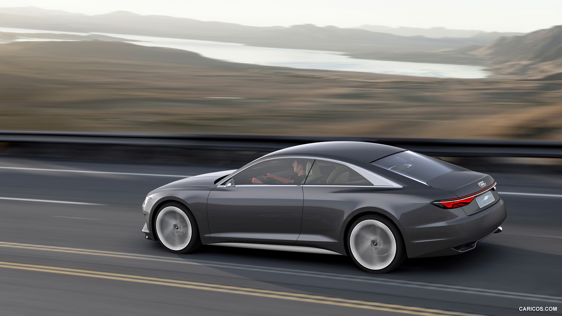 Audi Prologue Piloted Driving Wallpapers Hd