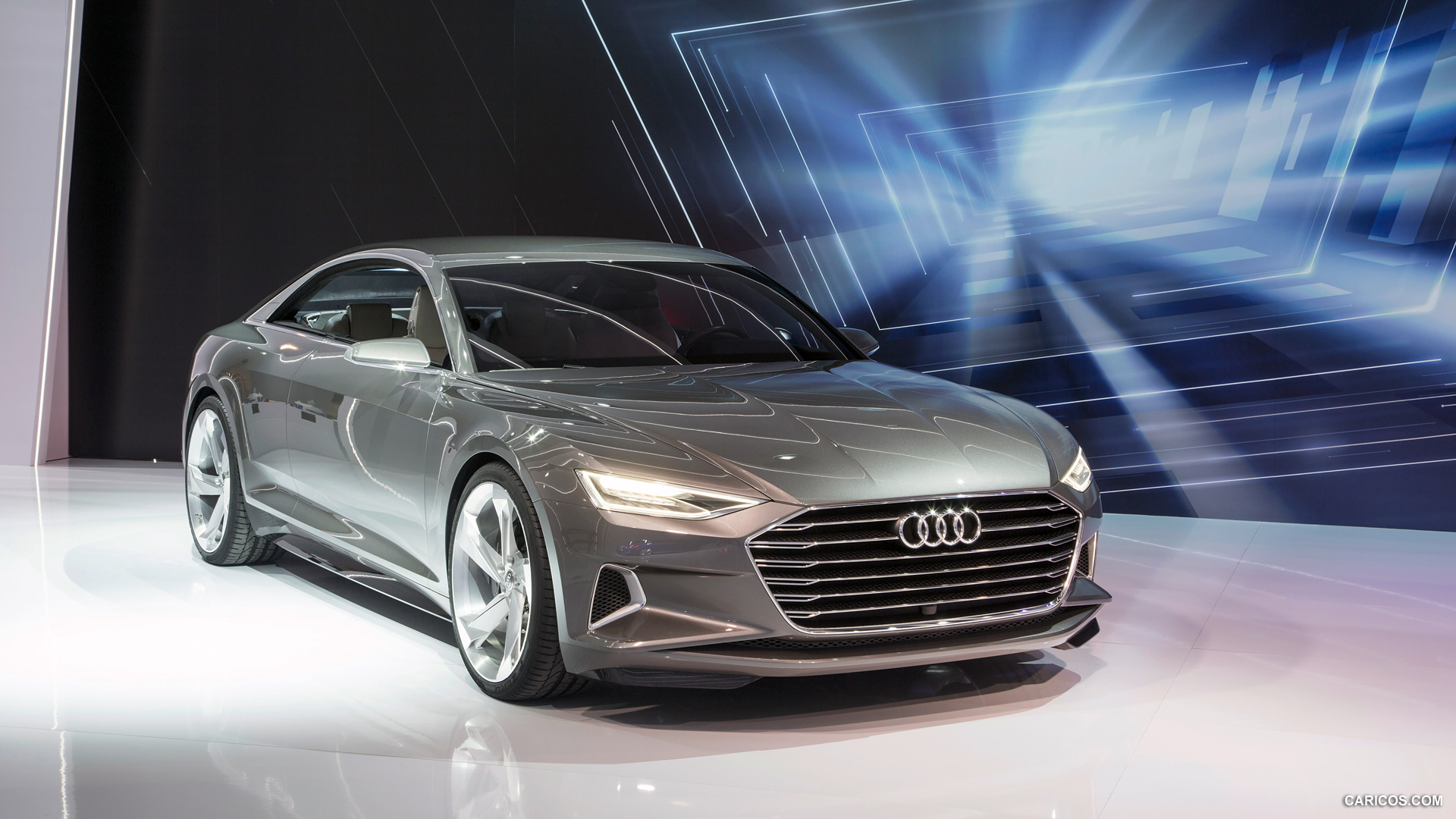 Audi Prologue Piloted Driving Widescreen