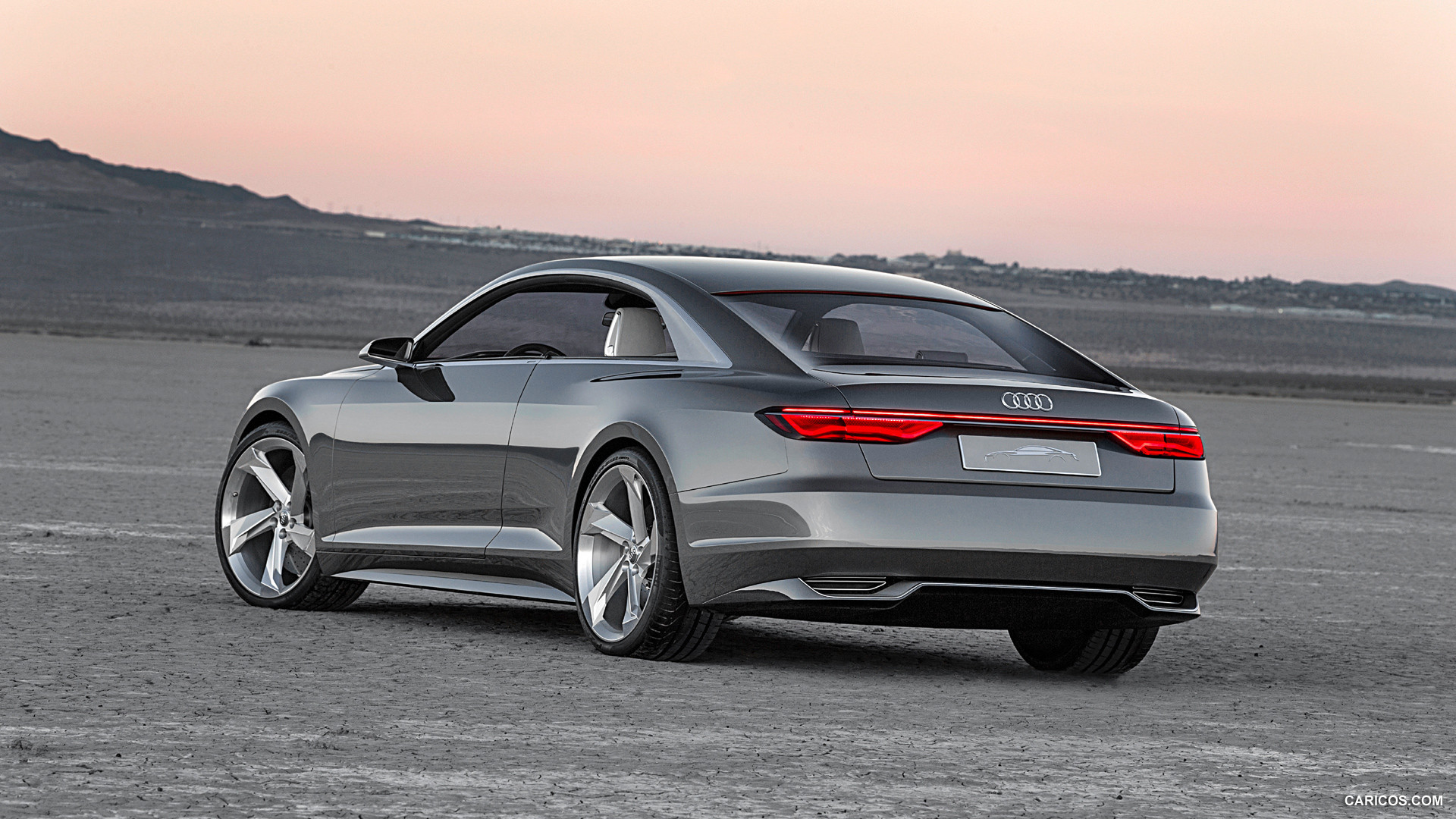 Audi Prologue Piloted Driving Full Hd