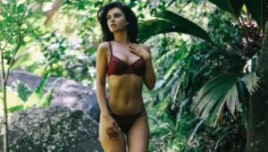 Aurela Skandaj Sexy Images