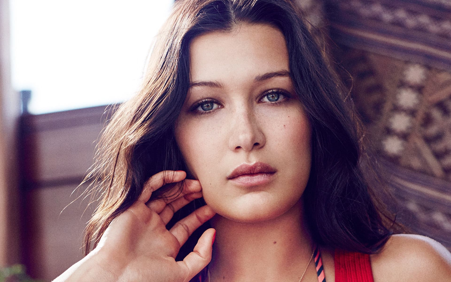 Bella Hadid Hd Desktop