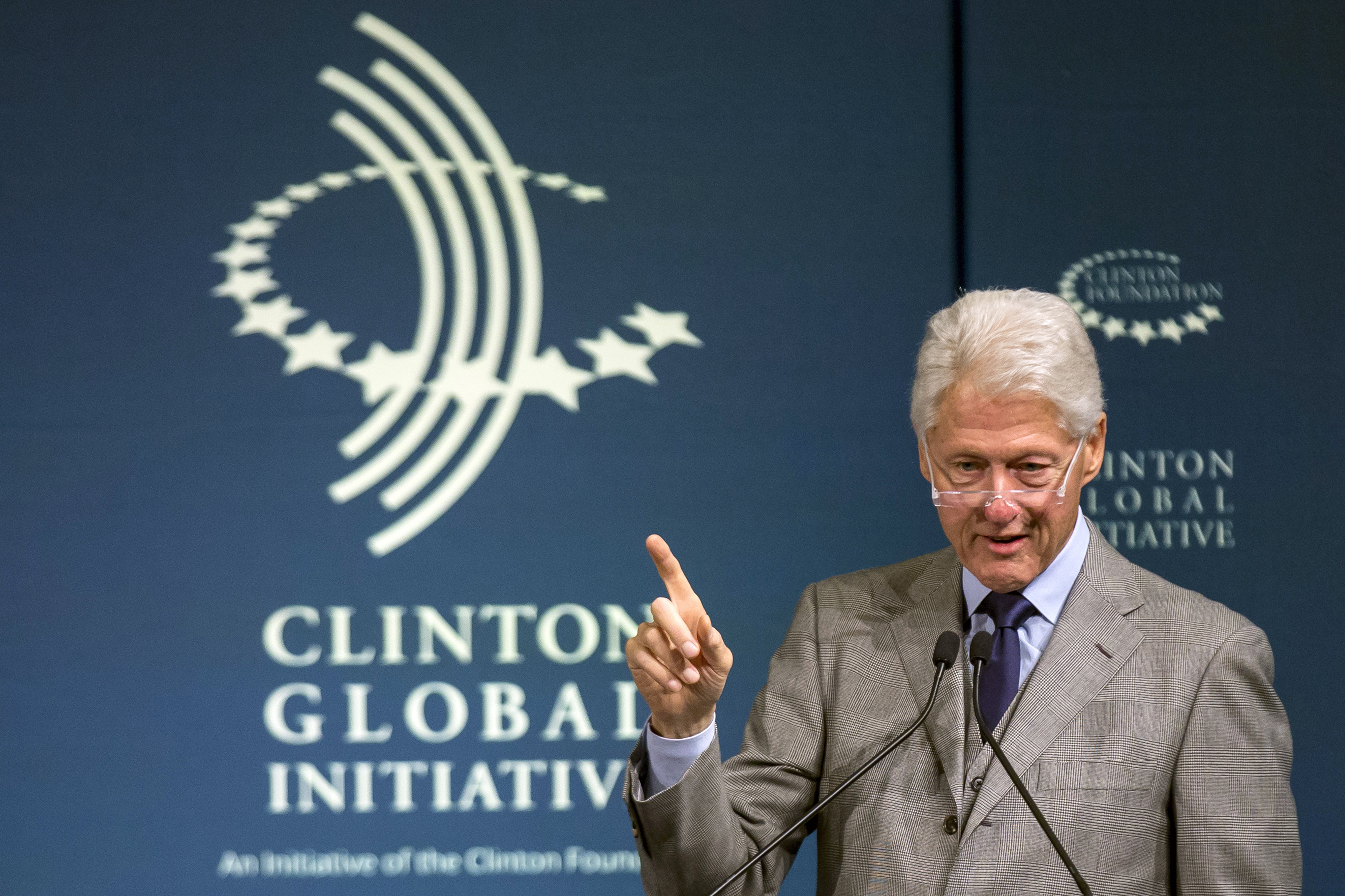 Bill Clinton 4k
