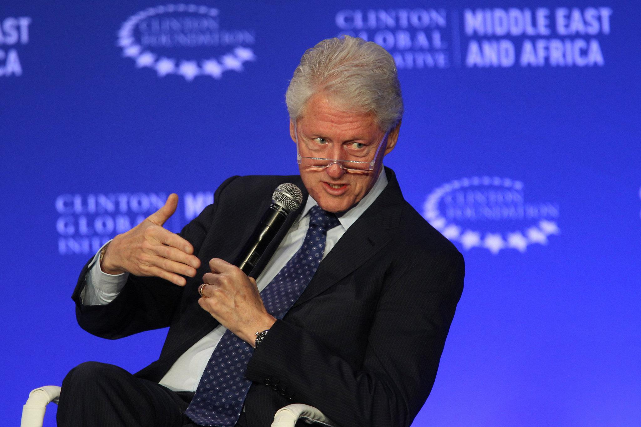 Bill Clinton Background