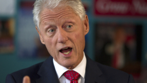 Bill Clinton High Definition