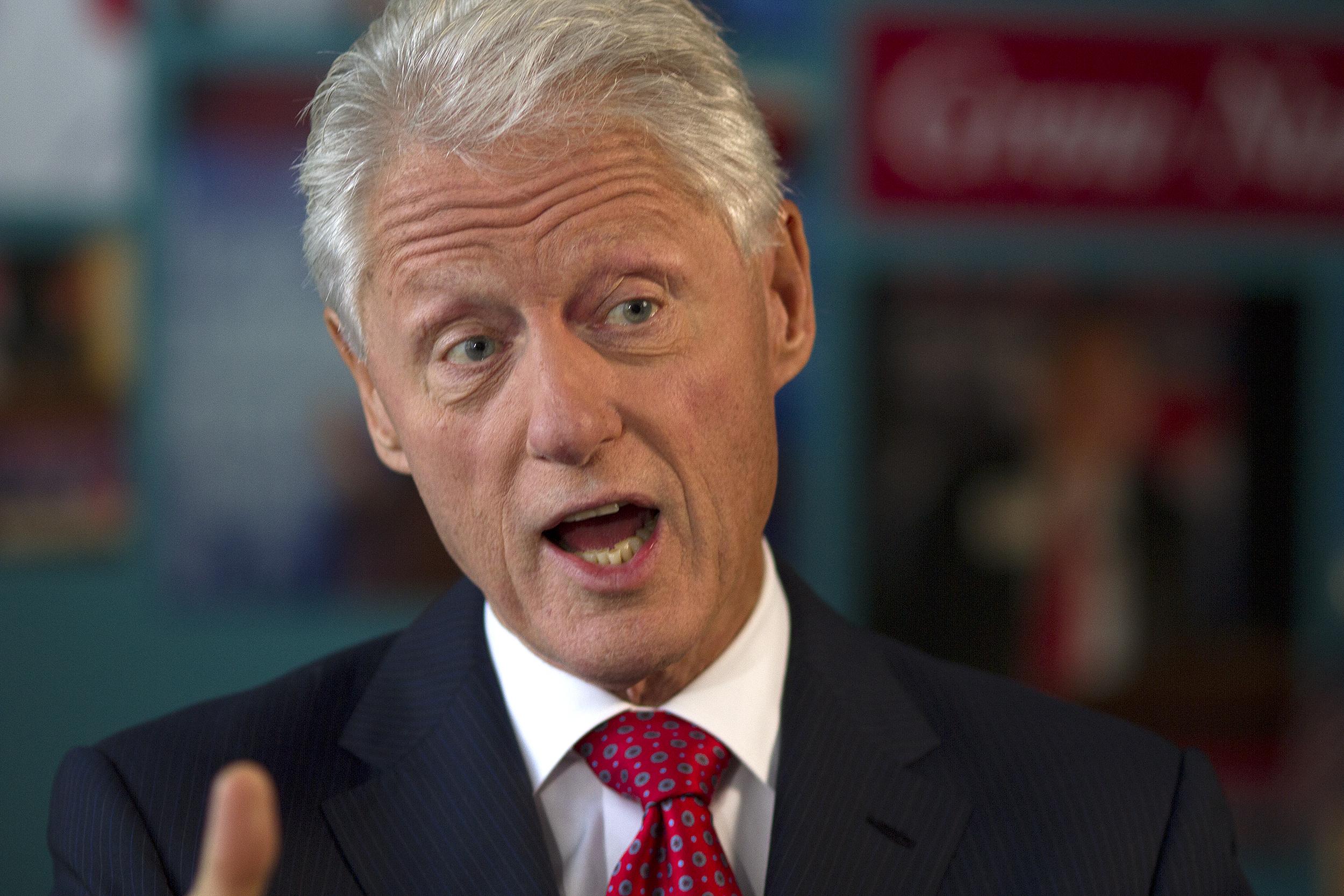 Bill Clinton High Definition