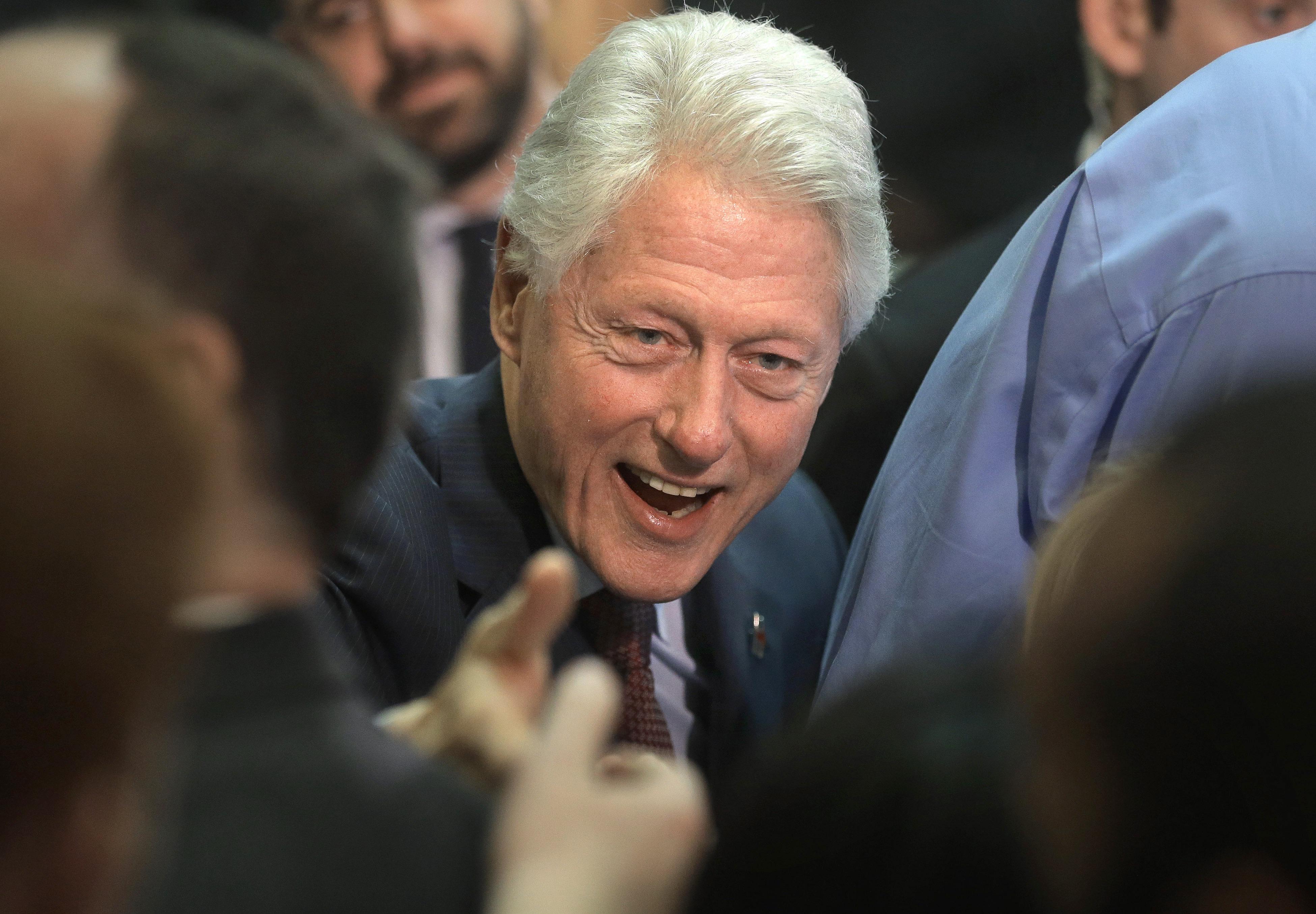 Bill Clinton Photos