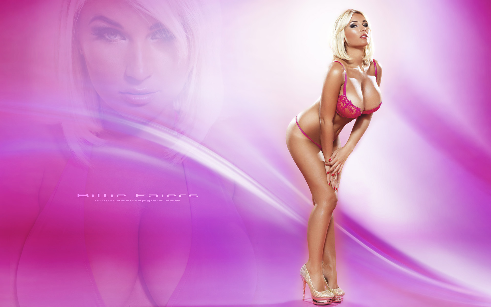 Billie Faiers Widescreen