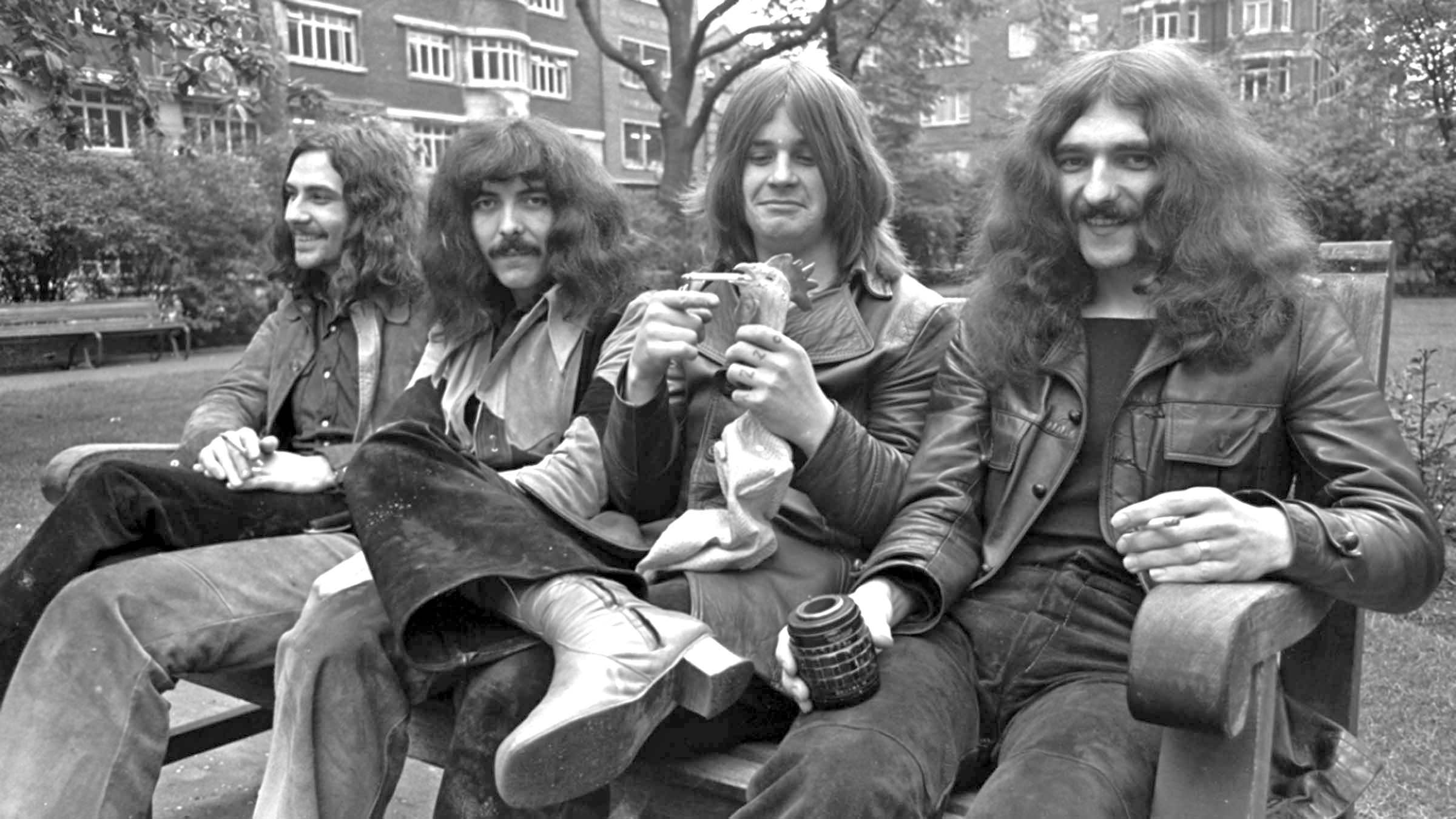 Black Sabbath Background