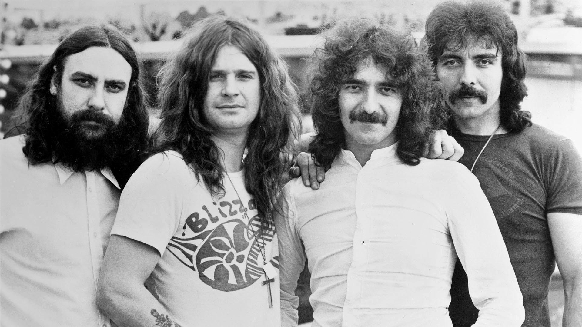 Black Sabbath Hd Background