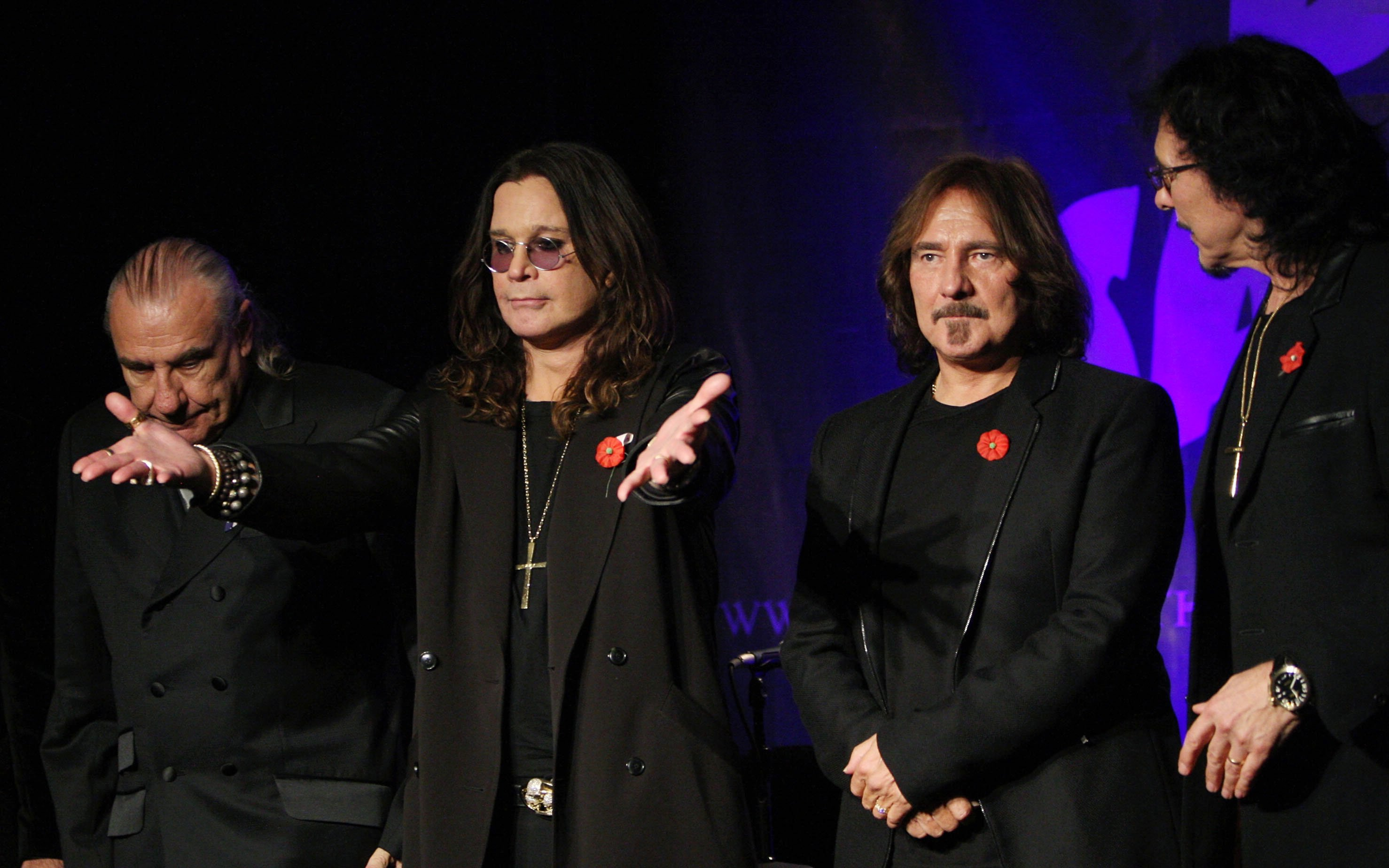Black Sabbath High Definition Wallpapers