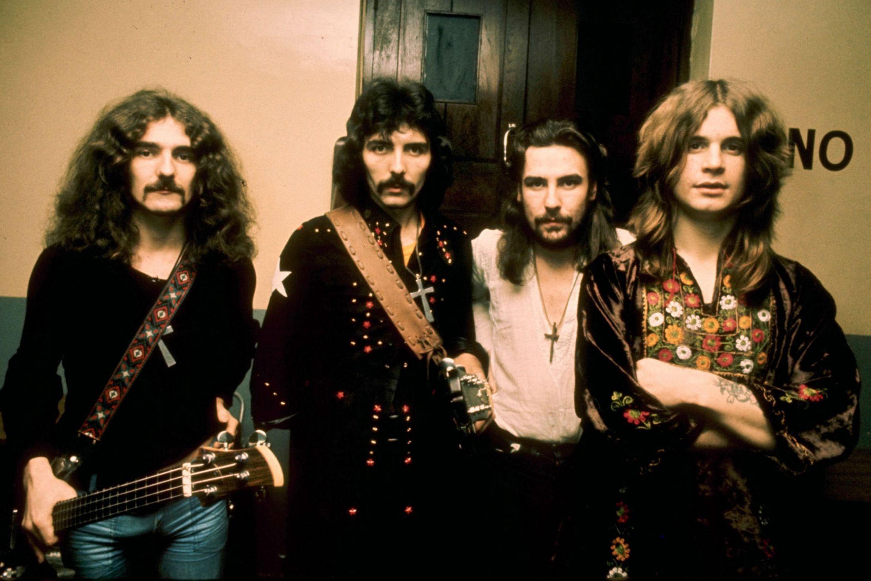 Black Sabbath Wallpaper