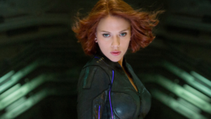 Black Widow High Definition Wallpapers