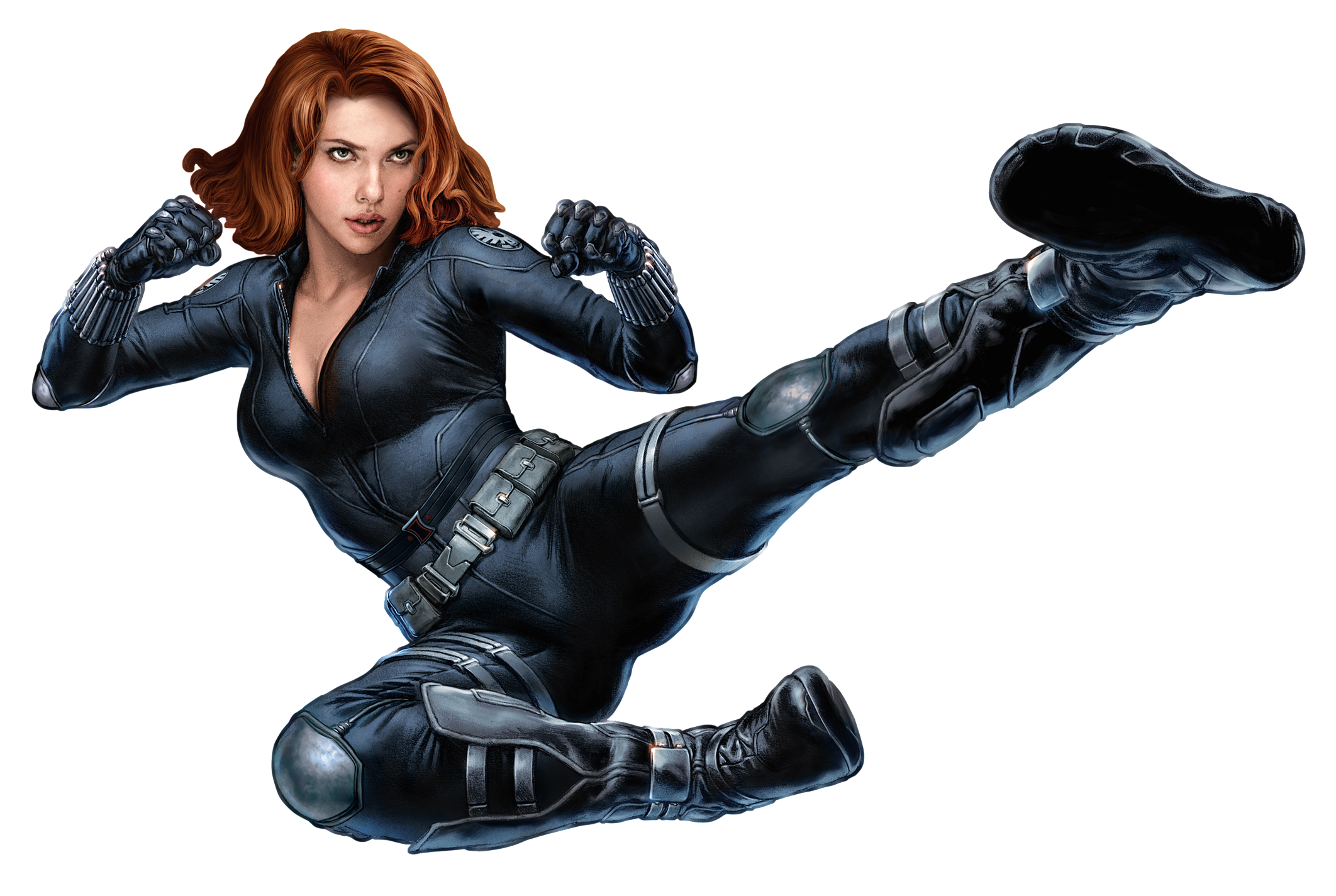 Black Widow High Quality Wallpapers