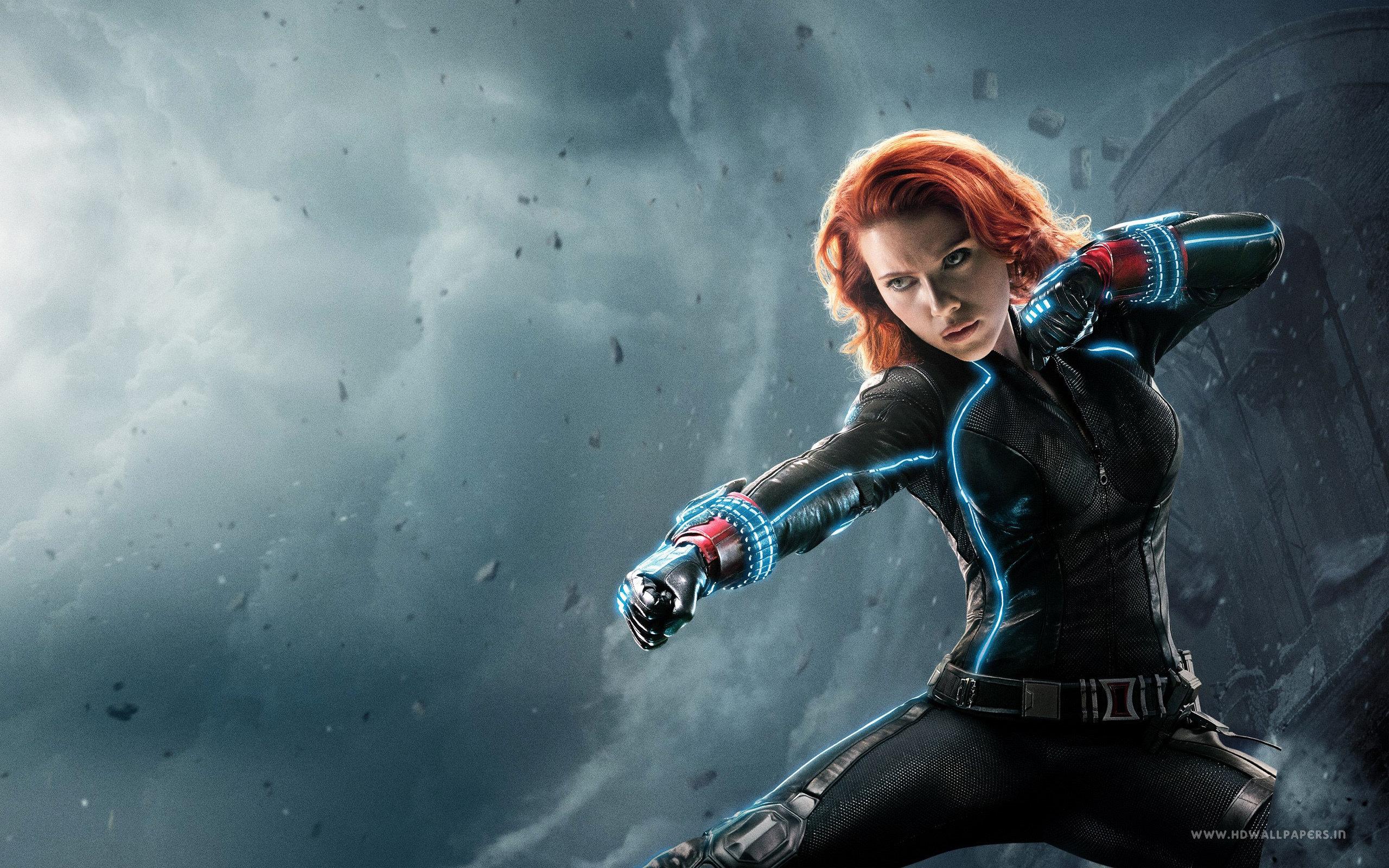 Black Widow Widescreen
