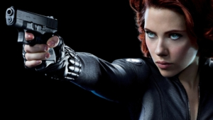Black Widow For Desktop