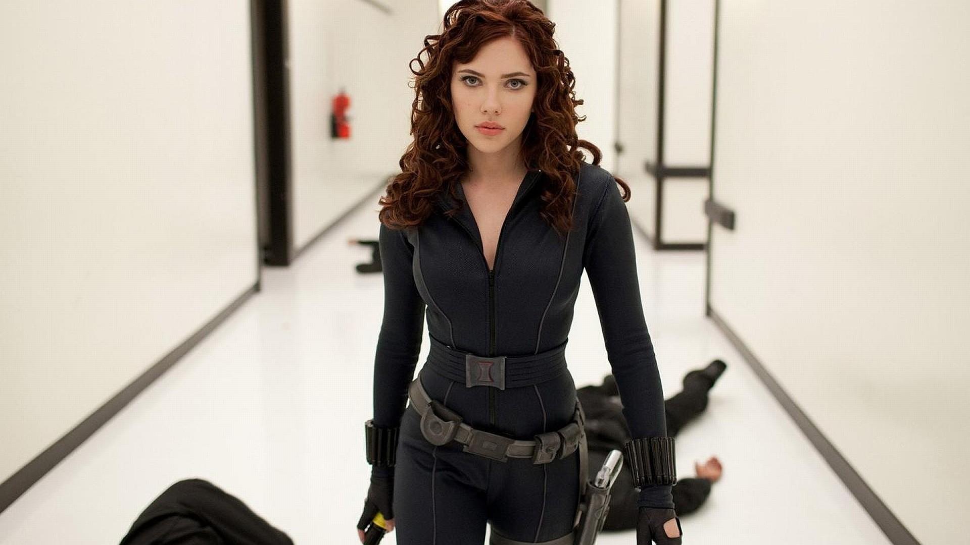 Black Widow Hairstyle
