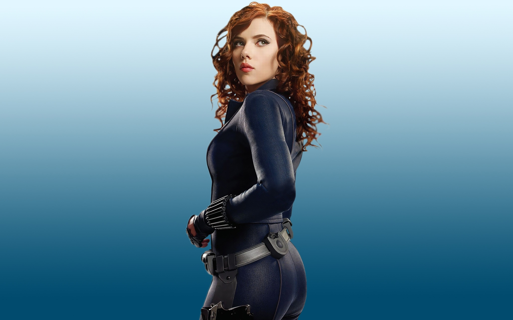 Black Widow Sexy Photos