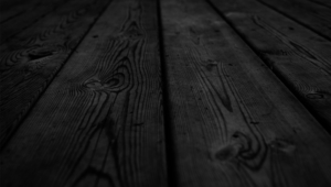 Black Wood Hd Wallpaper