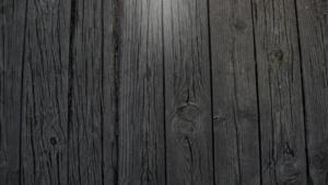 Black Wood Wallpaper