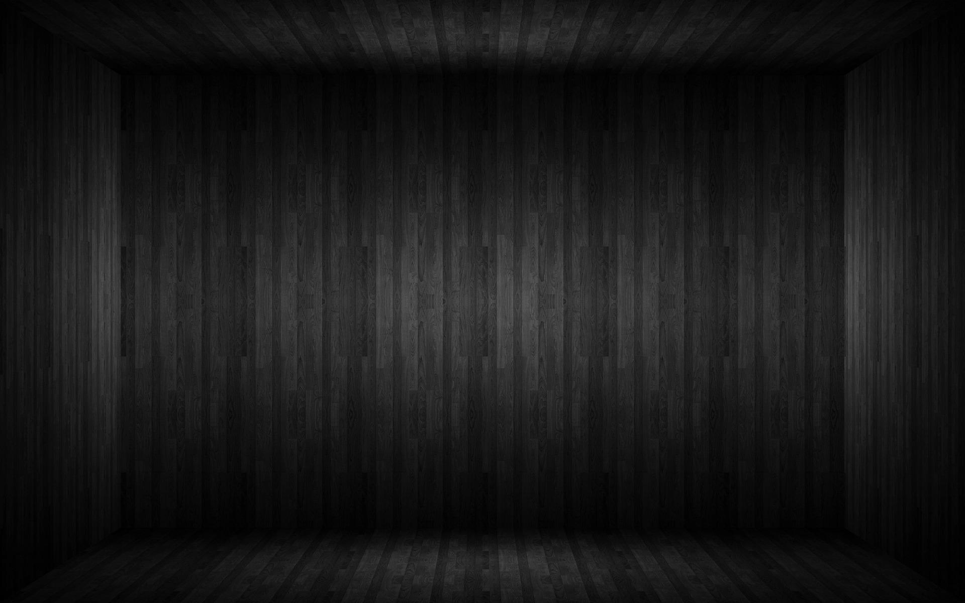 Black Wood Widescreen