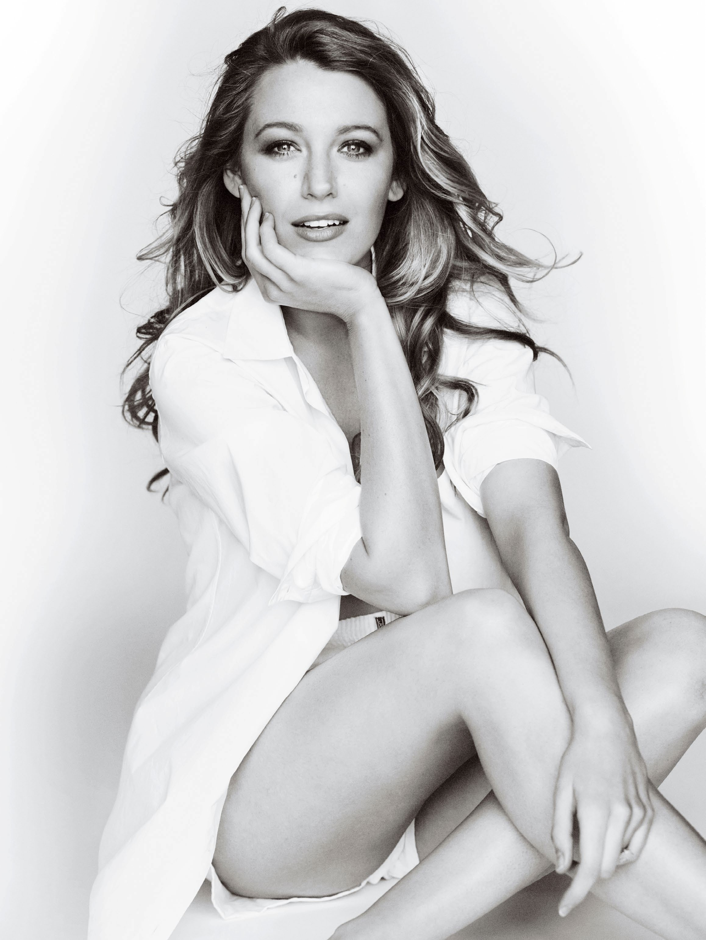 Blake Lively Android Wallpapers