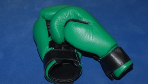 Boxing Gloves Widescreen