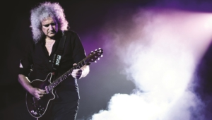 Brian May Computer Wallpaper