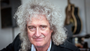 Brian May Desktop