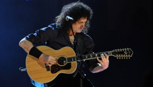 Brian May High Definition