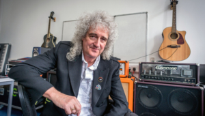 Brian May For Desktop