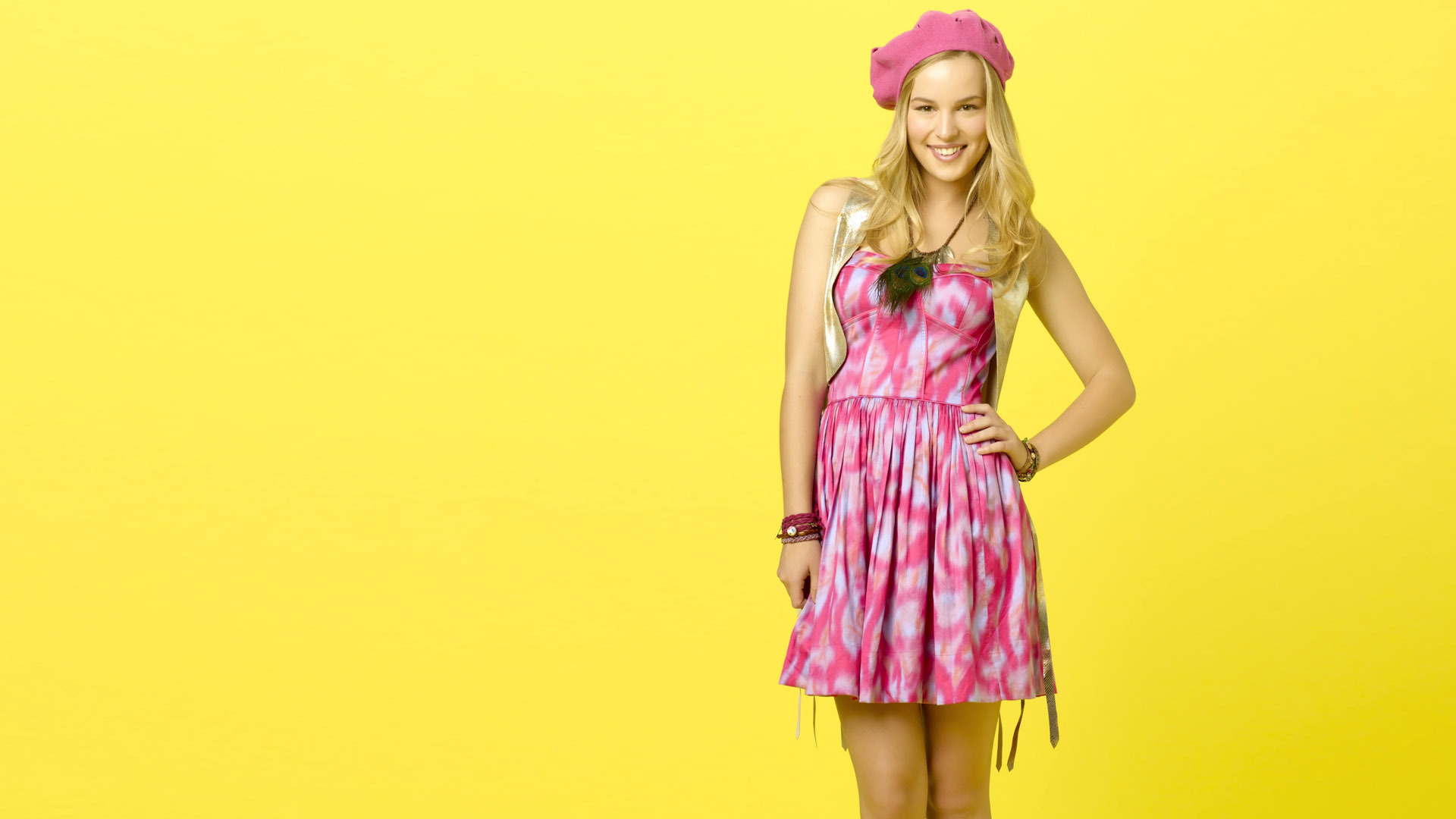 Bridgit Mendler For Desktop