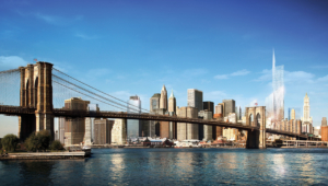Brooklyn Bridge Widescreen
