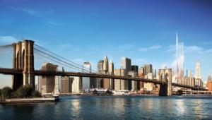 Brooklyn Bridge Widescreen