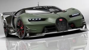Bugatti Vision Gran Turismo Hd Wallpaper