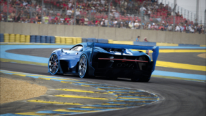 Bugatti Vision Gran Turismo High Definition Wallpapers