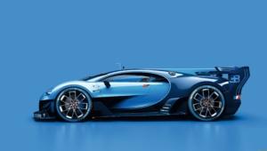 Bugatti Vision Gran Turismo Pictures