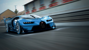 Bugatti Vision Gran Turismo Wallpapers Hd