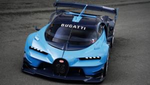 Bugatti Vision Gran Turismo Widescreen
