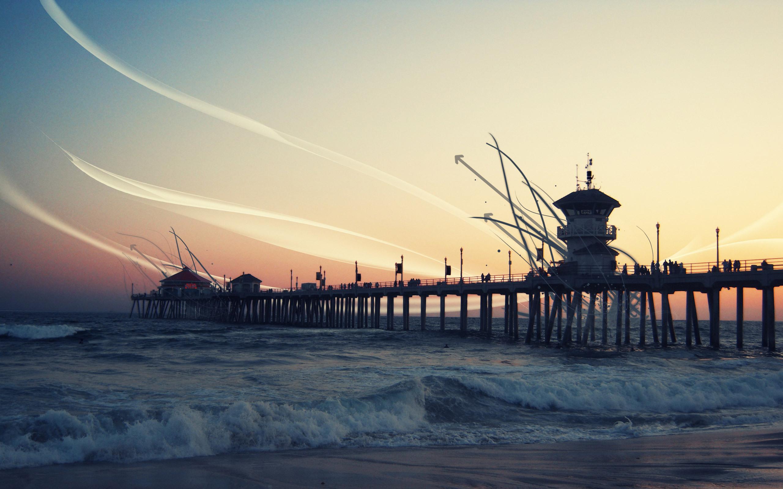 California Hd Background
