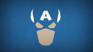 Captain America Background
