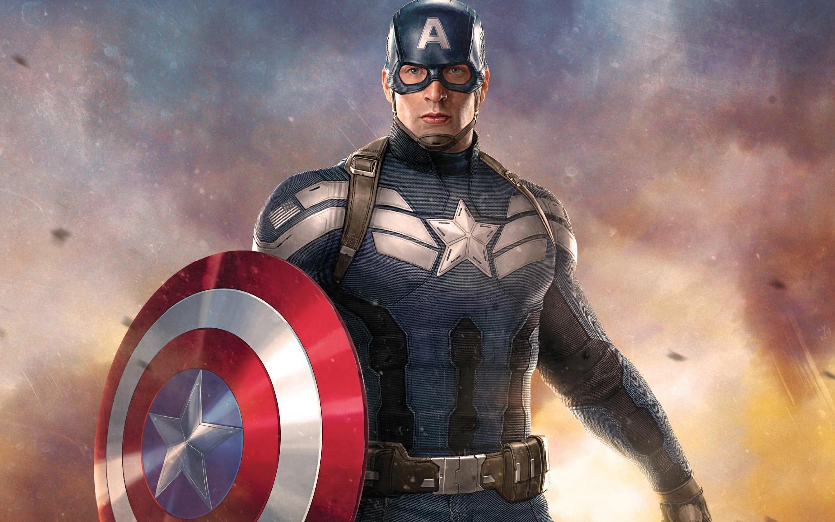 Captain America Computer Backgrounds