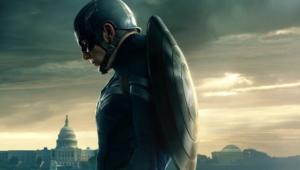 Captain America Desktop