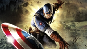 Captain America Desktop Images