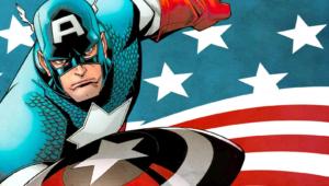 Captain America Desktop Wallpaper