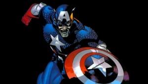 Captain America Hd Background