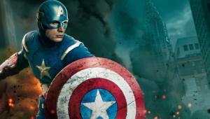Captain America Hd Desktop