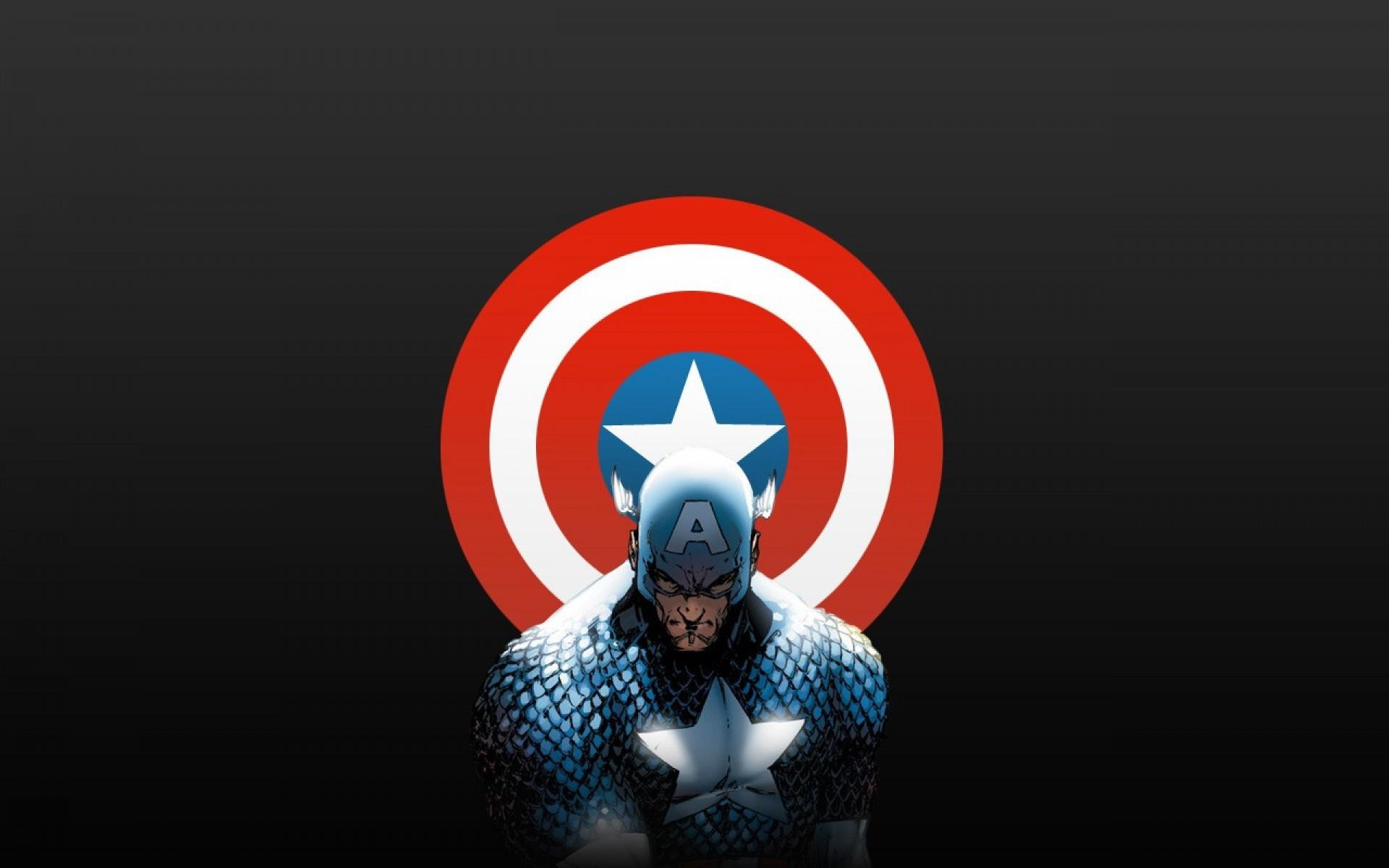 Captain America Wallpapers Hd