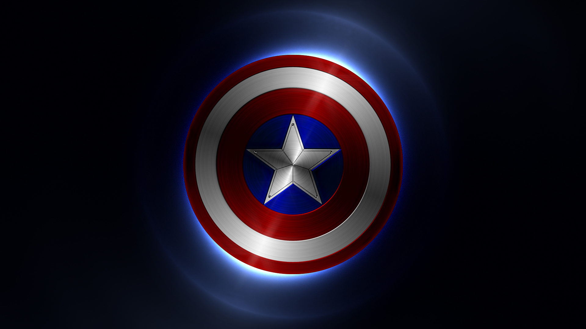 Captain America Widescreen